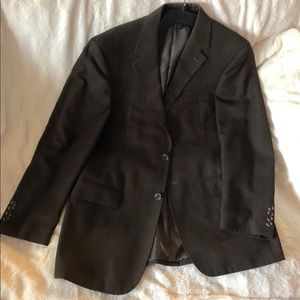 Andrew Fezza Brown sports coat